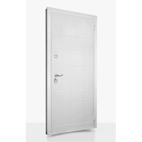 Входная дверь - Интекрон Спарта Белая