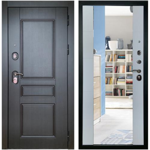 Входная дверь Фрегат 3К зеркало с магнитным уплотнителем (ND)