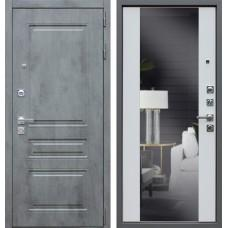 Входная дверь - Лира с зеркалом
