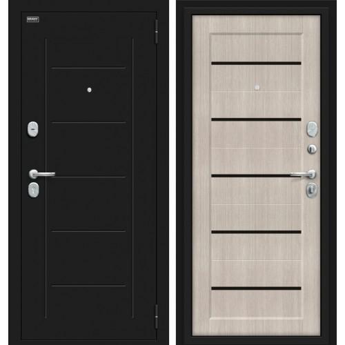 Входная дверь - Борн 117.М22 Лунный камень/Cappuccino Veralinga