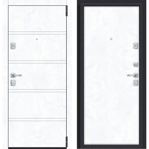 Входная дверь - Porta M 8.П50 Snow Art/Snow Art