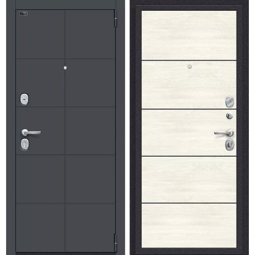Входная дверь - Porta S 10.П50 Graphite Pro / Nordic Oak