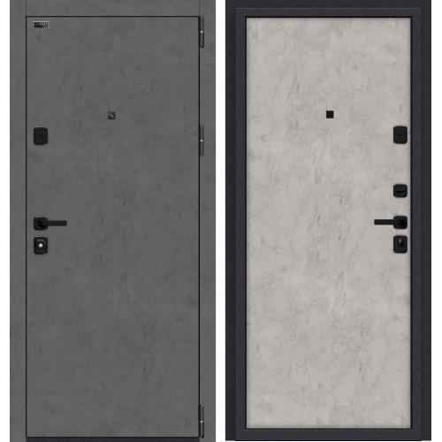 Входная дверь - Porta M П50.П50 Graphite Art/Grey Art