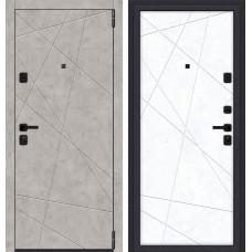Входная дверь Porta M 15.15 Grey Art/Snow Art