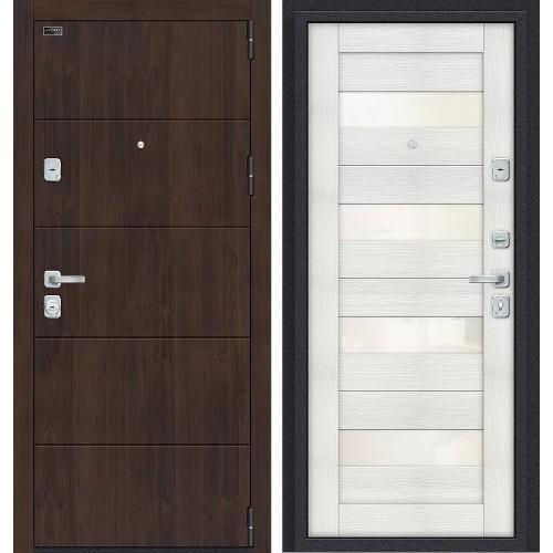 Входная дверь - Porta M 4.П23 Almon 28/Bianco Veralinga