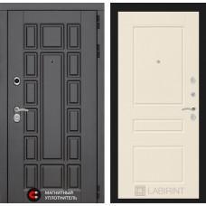 Входная дверь - NEW YORK 03 - Крем софт