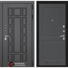 Входная дверь - NEW YORK 11 - Графит софт