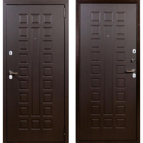 Входная дверь - Лекс Гладиатор Нео 2к (Венге-Венге)