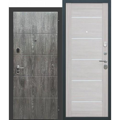 Входная дверь Виченца лиственница беж