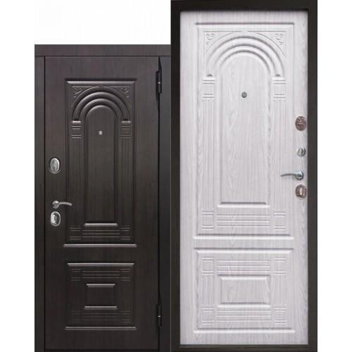 Входная дверь - Флоренция винорит беленый дуб