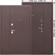 Входная дверь - GARDA Металл/Металл 1200мм