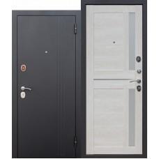 Входная дверь - 7,5 см НЬЮ-ЙОРК Царга Каштан перламутр