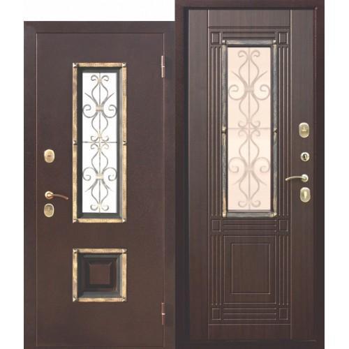 Входная дверь - Венеция Венге