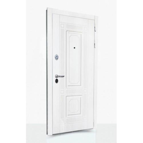 Входная дверь - Интекрон Брайтон White
