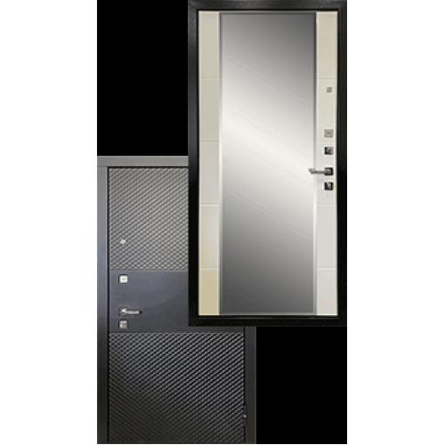 Входная дверь - Ратибор Прима 3К Зеркало
