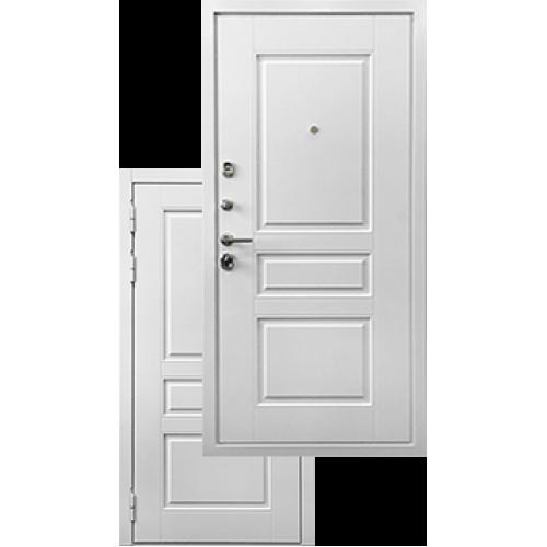 Белая дверь Ратибор Сноу 3К Силк сноу