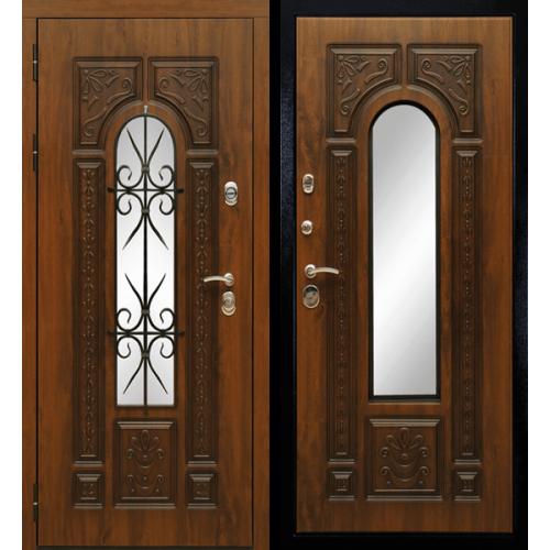 Входная дверь - Сударь РИМ + КОВКА