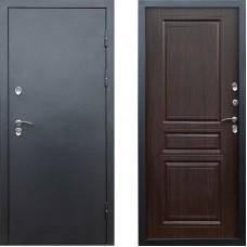 Входная дверь с терморазрывом -  Сибирь термо антик серебро венге (TD)