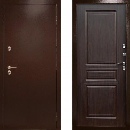 Входная дверь с терморазрывом - Сибирь термо венге (TD)