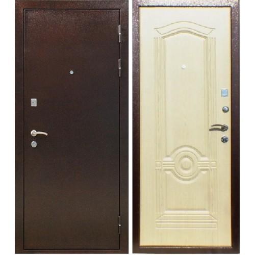 Входная дверь - Аристократ АРС-2 Беленый дуб ФЛ-241
