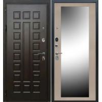Входная дверь - Аристократ АРС-5 с зеркалом экодуб