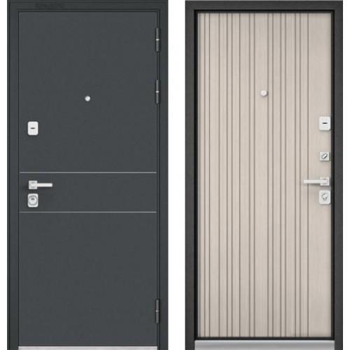 """Входная дверь - Бульдорс PREMIUM 90 D-14, Цвет """"Ларче бьянко"""""""