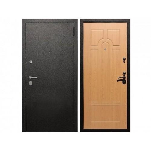 Входная дверь REX Верона-6 Дуб светлый