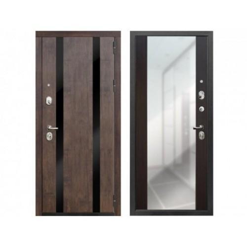 Входная дверь REX Премьер Z3 Зеркало Венге