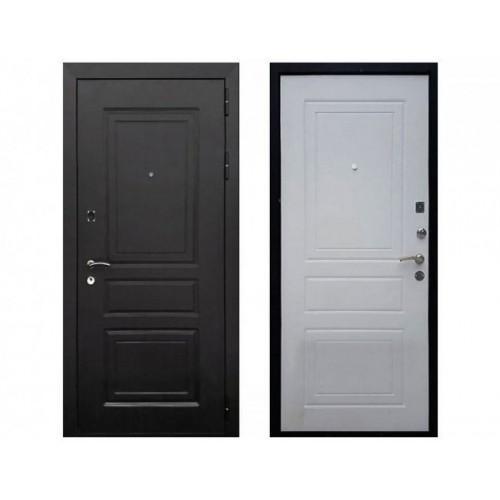Входная дверь REX 6 Ясень белый