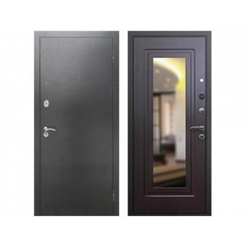 Входная дверь REX 2A Зеркало Венге