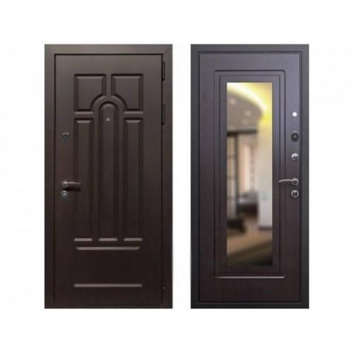 Входная дверь REX Эврика Зеркало Венге