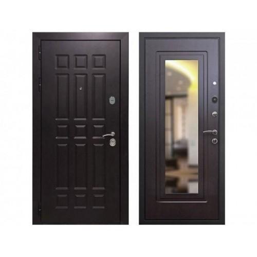 Входная дверь REX 8 Зеркало Венге