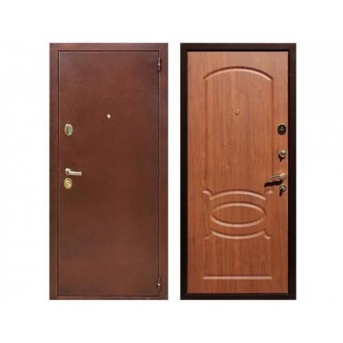 Входная дверь REX 2 Орех