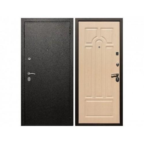 Входная дверь REX Верона-6 Беленый дуб