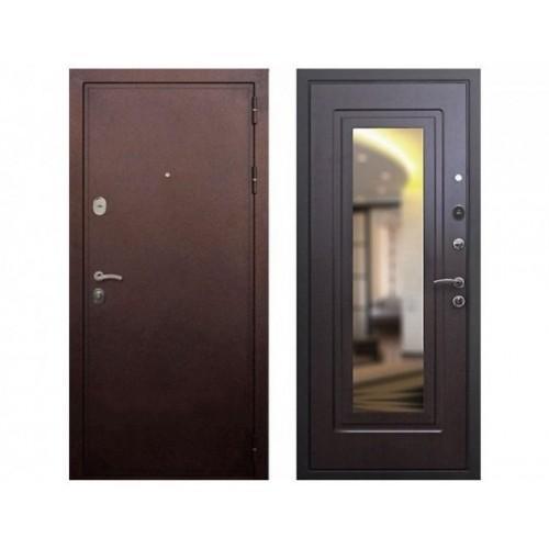 Входная дверь REX 5А-Зеркало Венге