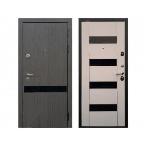 Входная дверь REX Премьер Z1 Венге светлый