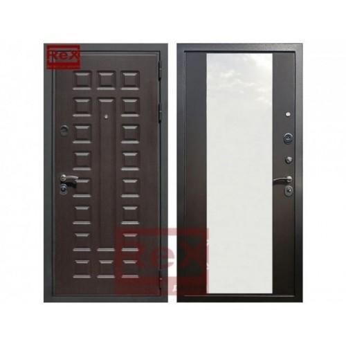 Входная дверь REX Премиум 3 CБ-16 Венге