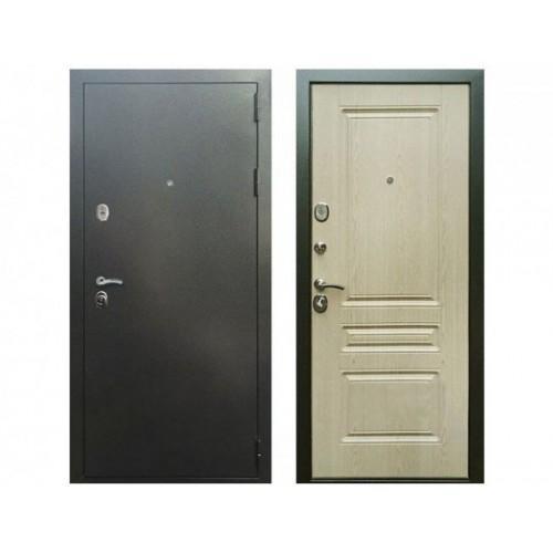 Входная дверь REX 5 ФЛ-243 Беленый дуб