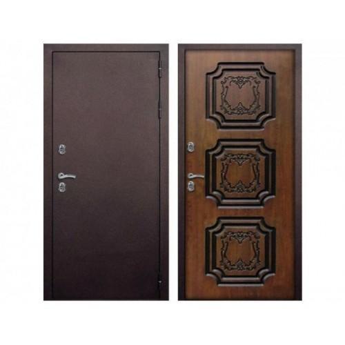Входная дверь REX Термо-м золотой дуб