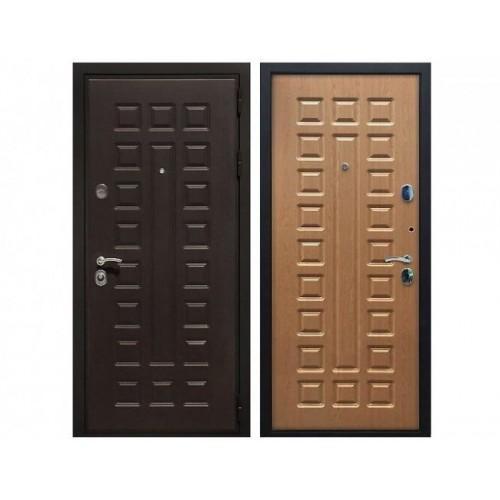 Входная дверь REX Премиум 3 Дуб светлый