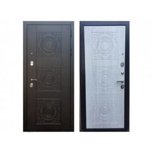 Входная дверь Маг-10 Богема Сосна белая