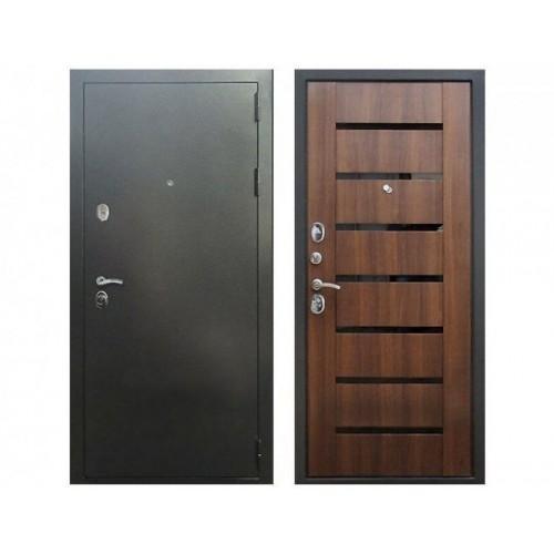 Входная дверь REX Титан Орех бренди