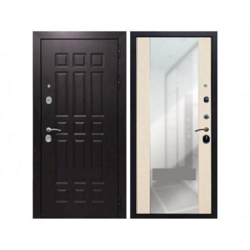 Входная дверь Rex 8 СБ-16 Лиственница бежевая