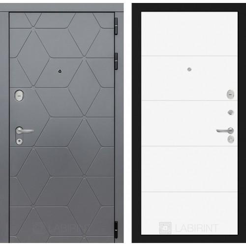 Входная дверь COSMO 13 - Белый софт