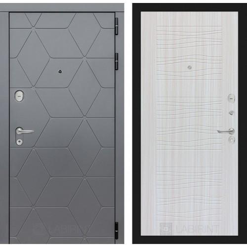 Входная дверь COSMO 06 - Сандал белый