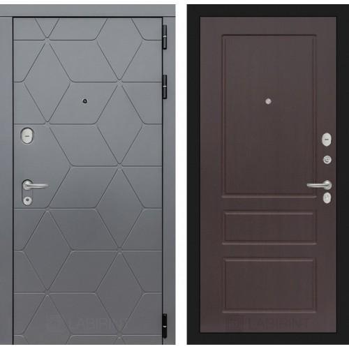 Входная дверь COSMO 03 - Орех премиум