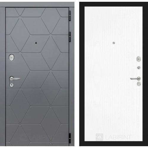 Входная дверь COSMO 07 - Белое дерево