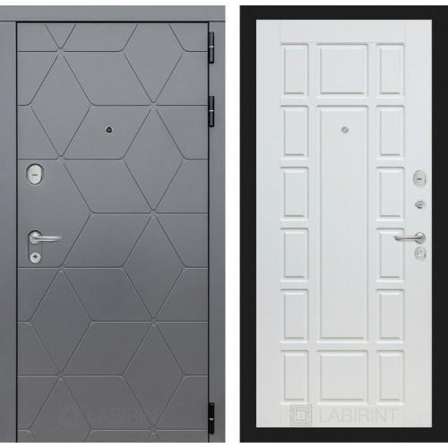 Входная дверь COSMO 12 - Белое дерево