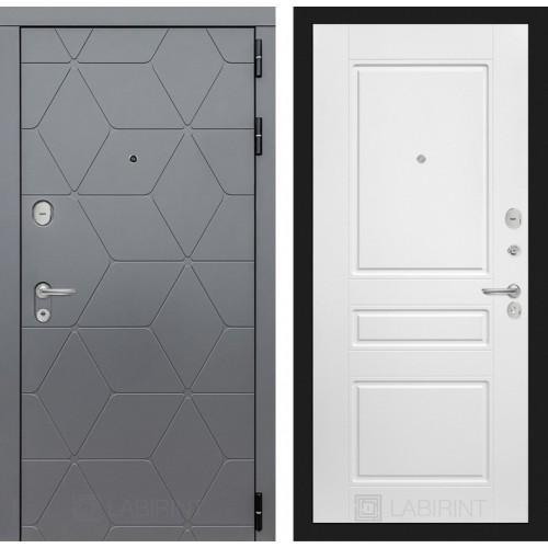 Входная дверь COSMO 03 - Белый софт
