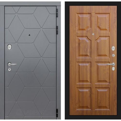 Входная дверь COSMO 17 - Золотой дуб